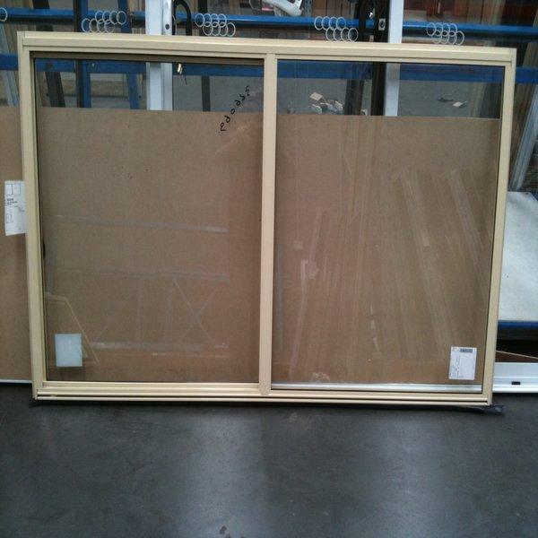 Aluminium Sliding Window 1029h X 1810w Primrose Stock