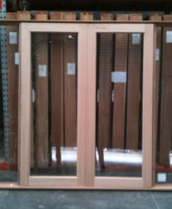 Timber French Doors