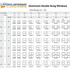 Aluminium Sliding Windows Stock Windows And Doors