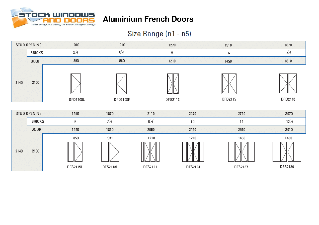 Double french door sizes typical pictures to pin on for French door dimensions