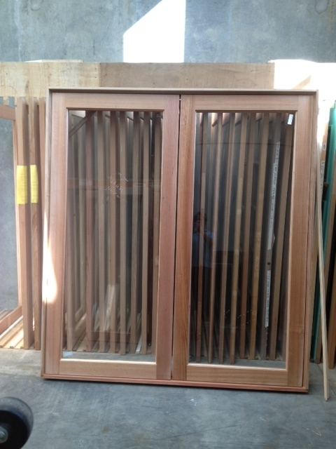Timber French Doors 480 x 640
