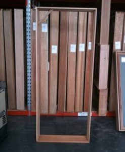 Timber Door Frame 2100 x 867w