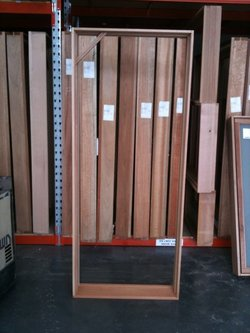 Timber Door Frame 2100 x 867w