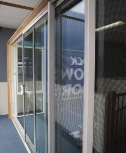 Aluminium Sliding Stacker Doors