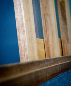 Timber Sliding Stacker Doors