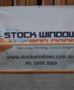 Timber Fixed Windows
